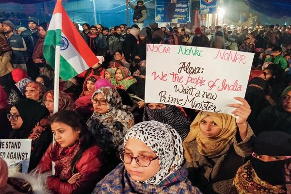 Coronavirus Tweaks to Shaheen Bagh Protests, 4-Hour Cap, Kids and Elderly Barred, No Mics - Delhi News in Hindi