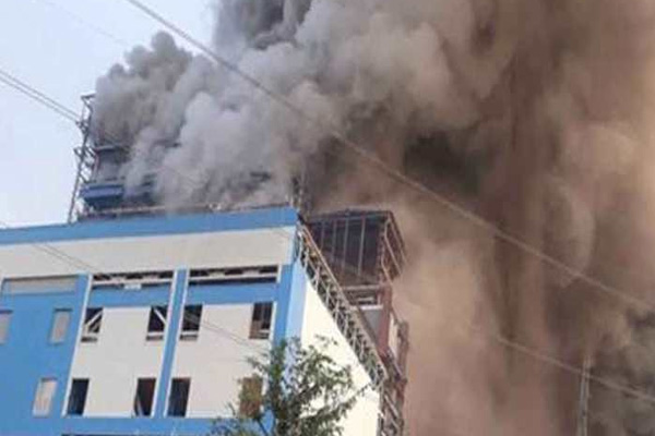 NTPC announce 5-5 lakh rupees to next of kin of those killed in NTPC boiler blast - Rae-Bareli News in Hindi