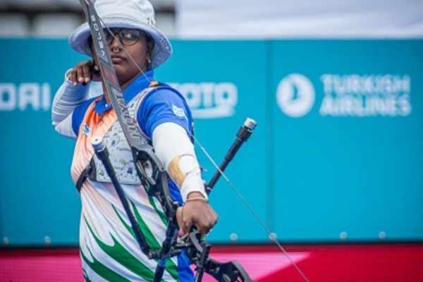 ओलंपिक (तीरंदाजी) : क्वार्टर फाइनल में हारे दीपिका-प्रवीण
