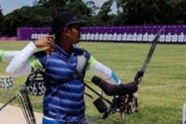 ओलंपिक (तीरंदाजी) : प्री-क्वार्टर फाइनल में पहुंचे अतानु