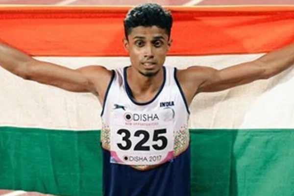 ओलंपिक (एथलेटिक्स) : 400 मी. हीट से ही बाहर हुए भारत के जबीर