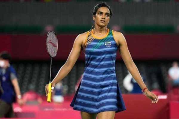 ओलंपिक (बैडमिंटन) : सिंधु ने पार की क्वार्टर फाइनल की बाधा