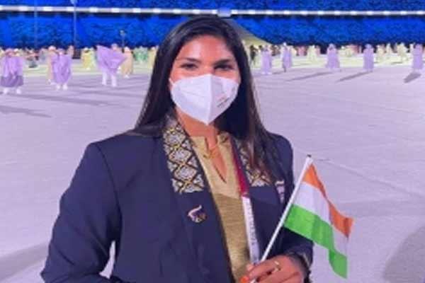 ओलंपिक (तलवारबाजी) : भवानी का सफर थमा, दूसरे राउंड में हारीं