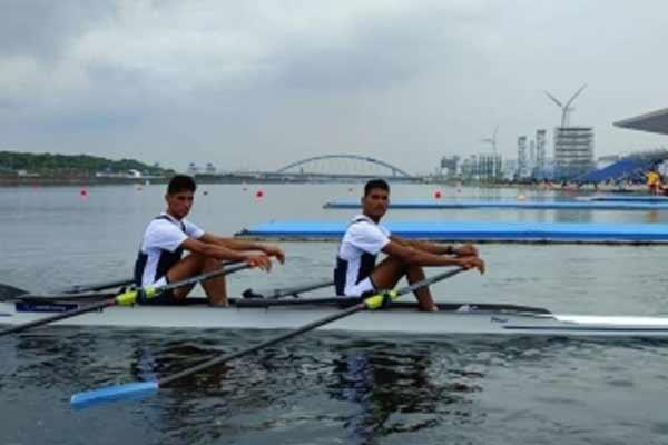 ओलंपिक (रोविंग) : भारतीय स्कलर छठे स्थान पर रहे, मेडल राउंड में जगह बनाने से चूके