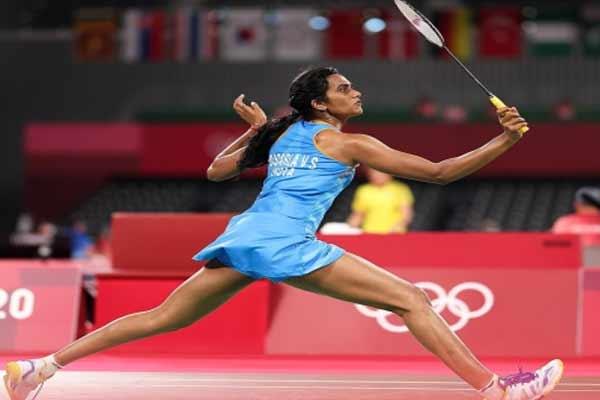शुरु से ही मैच-दर-मैच रणनीति पर चल रही हूं : सिंधु