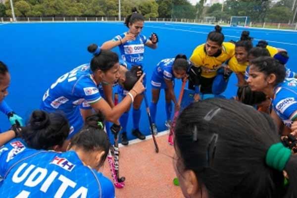 ओलंपिक (महिला हॉकी) : भारत को मिली पहली जीत, आयरलैंड को 1-0 से हराया