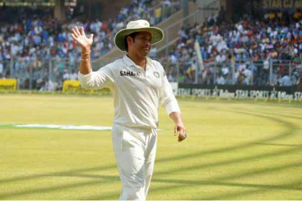 On this day Sachin Tendulkar said goodbye to cricket - Cricket News in Hindi