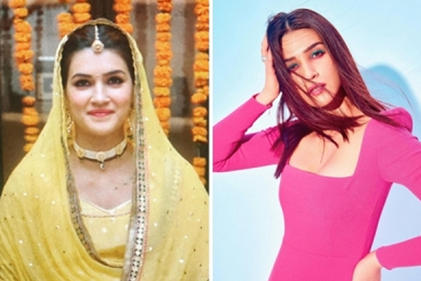 One features her weight gain and other her normal self - Bollywood News in Hindi