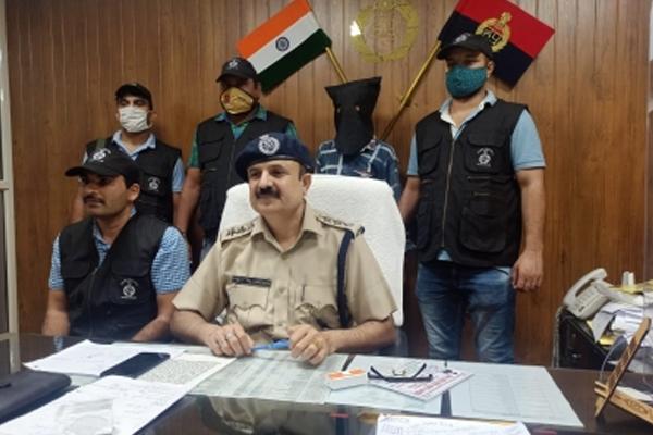 One held in a murder case in Gurugram - Gurugram News in Hindi
