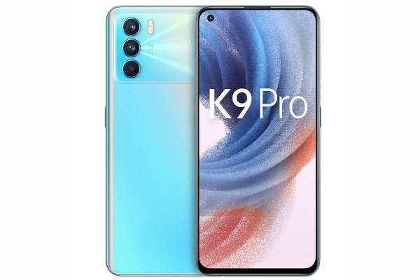 OPPO K9 Pro 5G with Dimensity 1200, up to 12GB RAM announced - Gadgets News in Hindi