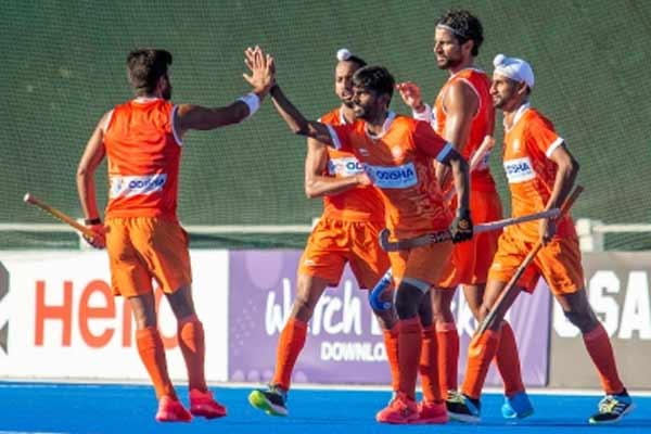Our work will not end till we get Olympic medal: Manpreet - Sports News in Hindi