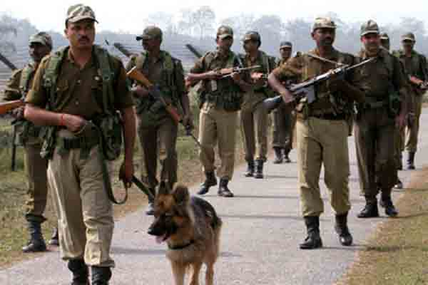 High alert in Pathankot after two suspected terrorists spotted near Air force station - Pathankot News in Hindi