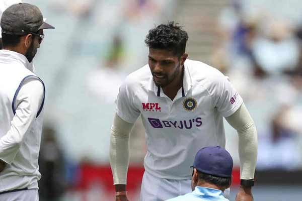 Pain in Umesh calf, will be scanned: BCCI - Cricket News in Hindi