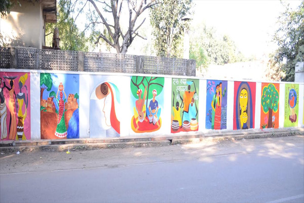 Keep the painting went in Rikriatting Kota Safe collector - Kota News in Hindi