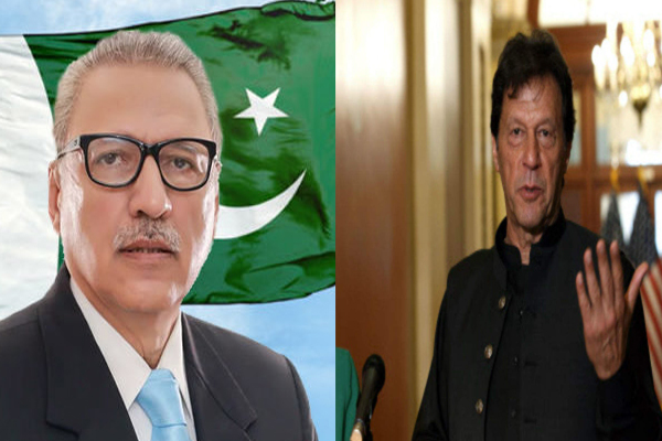 Pakistan calls joint session of Parliament over Article 370 Kashmir issue - World News in Hindi