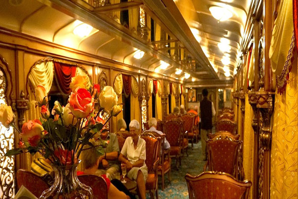New Heritage Palace on Wheels Will go on a royal journey with royal position - Jaipur News in Hindi