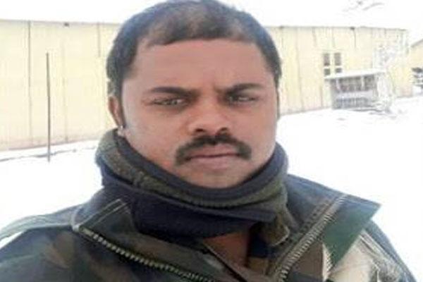 Martyr Palani was cremated with full military honors - Chennai News in Hindi
