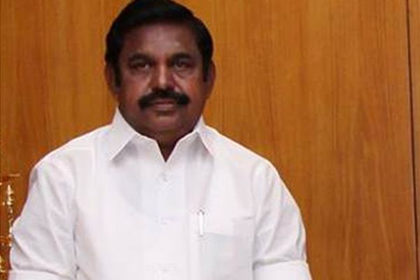 Governer invites Palaniswami to form government in Tamil Nadu, gives 15 days time to prove majority - Chennai News in Hindi