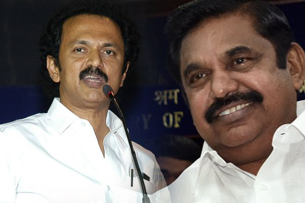 DMK acting chief stalin claims, trust vote win of CM palaniswamy is illegal,writes to tamilnadu governor - Chennai News in Hindi