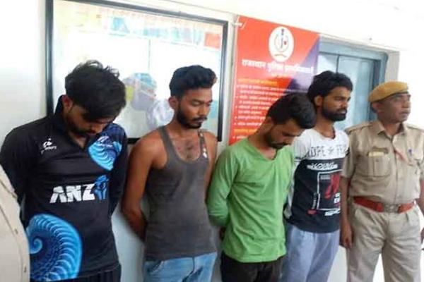 पाली में अलवर जैसी घटना, 5 लोगों ने किया महिला के साथ गैंगरेप