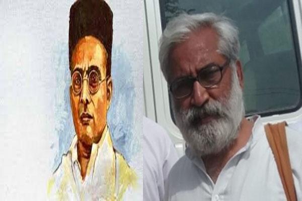 Magsaysay Award winner Sandeep Pandey spoke against Savarkar - Aligarh News in Hindi
