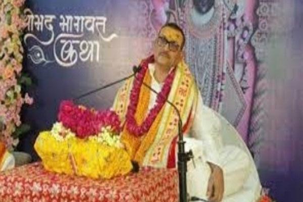 बिहार के पूर्व डीजीपी बने मथुरा में कथावाचक