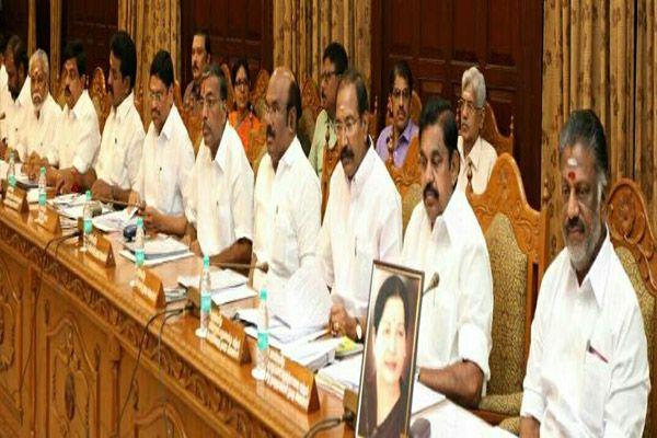 tamilnadu cainet demand bharat ratna for jayalalithaa - Chennai News in Hindi