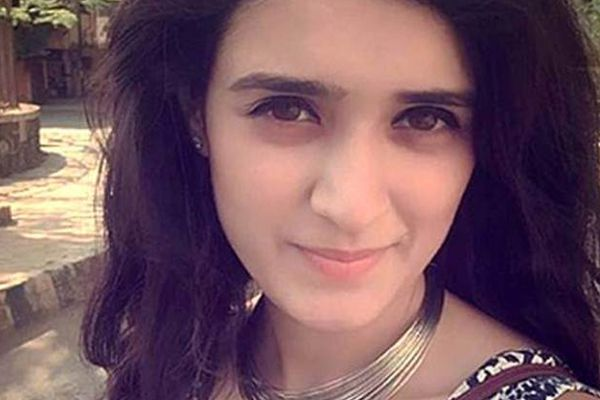 Actress Pankhuri Awasthy slapped a man who touched her wrongly - Television News in Hindi