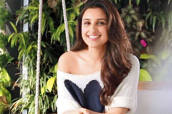 Parineeti has got a song stuck in her head - Bollywood News in Hindi
