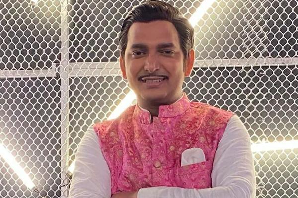 Paritosh Tripathi: Super Dancer feels like home to me - Television News in Hindi
