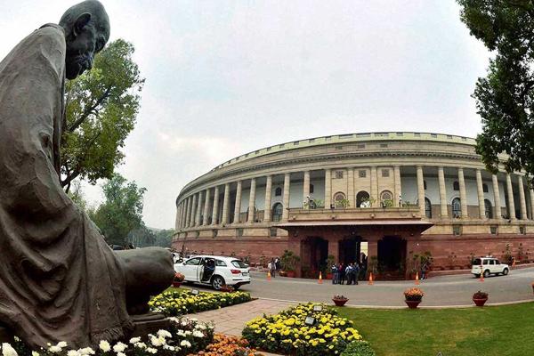 No confidence motion: Lok Sabha disrupted, Rajya Sabha adjourned for the day - Delhi News in Hindi
