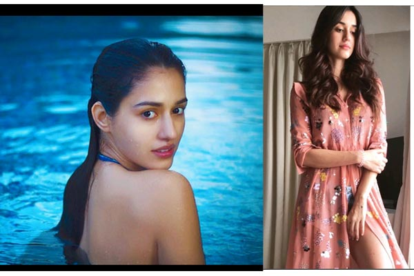 See Disha patani latest glamour looks - Lifestyle News in Hindi