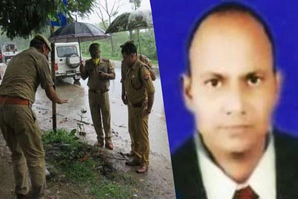 पत्रकार सुलभ श्रीवास्तव की हत्या के मामले में विपक्ष ने उठाई सीबीआई जांच की मांग