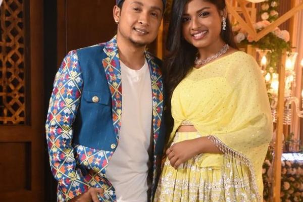 Pawandeep, Arunita of Indian Idol 12 fame to perform at Bade Achhe Lagte Hain 2 - Television News in Hindi