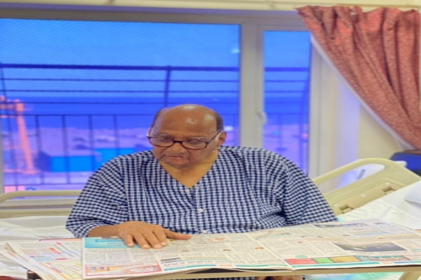 Sharad Pawar successful surgery, stone was in the gall bladder - Mumbai News in Hindi