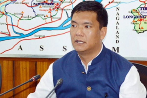 PPA suspends Arunachal CM, deputy CM and 5 others from primary membership - Itanagar News in Hindi