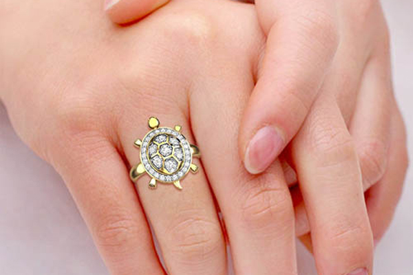 People of these zodiac signs should not wear a turtle ring - Jyotish Nidan in Hindi