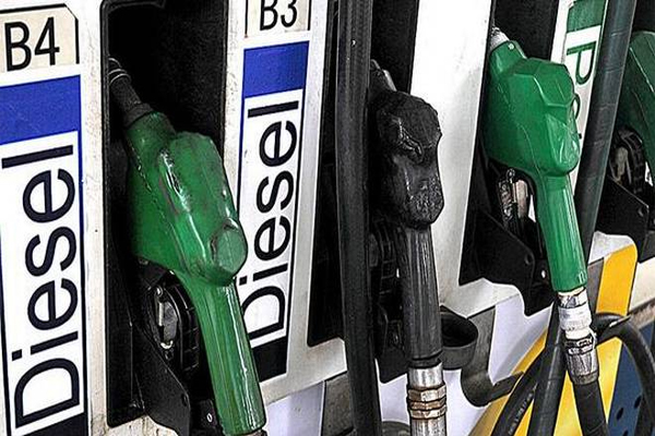 Petrol, diesel prices fall again after 2 days, softening in crude oil also - India News in Hindi