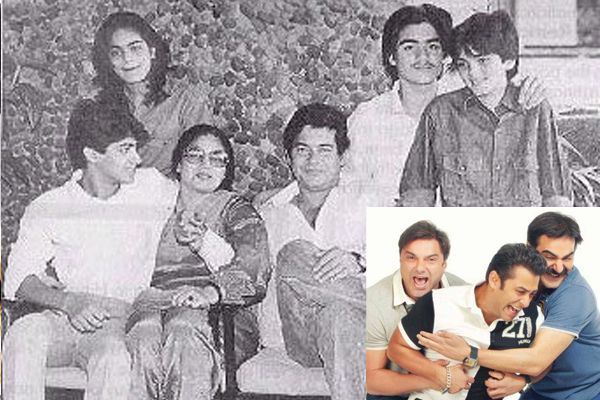 Famous bollywood stars rare childhood pics - Bollywood News in Hindi