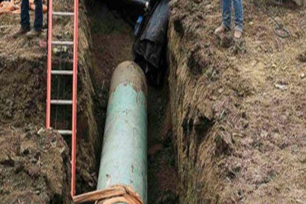 Quick open pipe line of tube well in badaun - Budaun News in Hindi