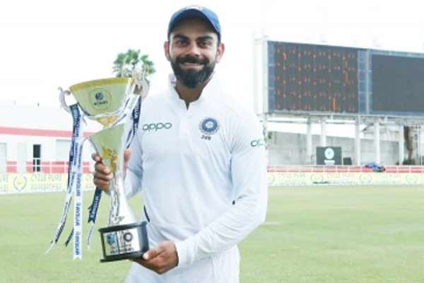 Played mind games with Kohli when he was establishing himself - Cricket News in Hindi