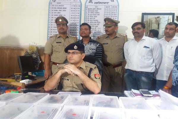player is the arms smuggler in ghaziabad - Ghaziabad News in Hindi