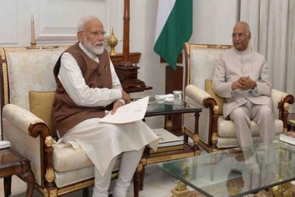 Narendra Modi to be sworn in as countrys PM on May 30 - India News in Hindi