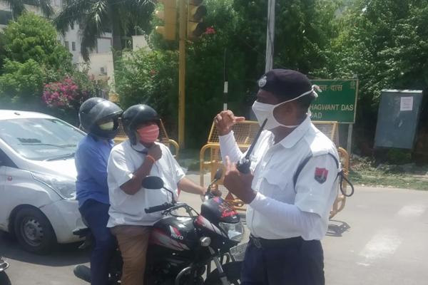 पुलिस आयुक्तालय जयपुर ने जनहित में चलाया महाअभियान, देखे फोटो