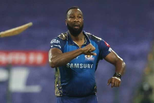 Pollard told Bravo, now you are behind me - Cricket News in Hindi