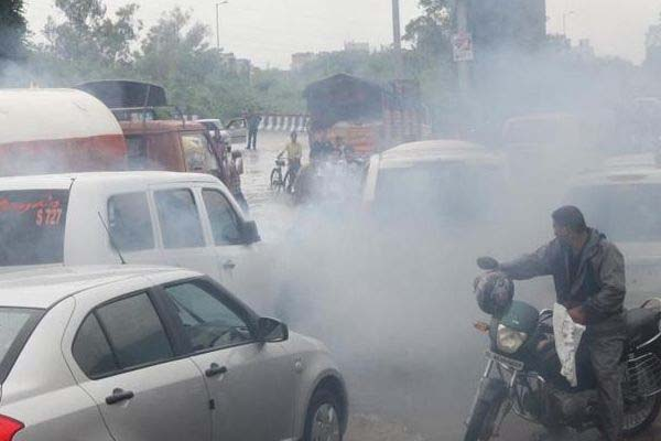 Order to seej polluted vehicles in up - Lucknow News in Hindi