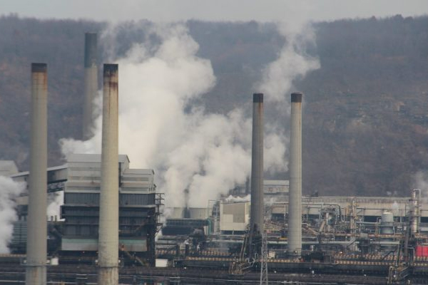 Machines installed in chimneys of 45 hundred industries of the country, 24 hours monitoring of pollution - India News in Hindi