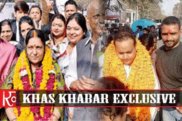 pramila tripathi and prabhat fight in handiya allahabad - Allahabad News in Hindi