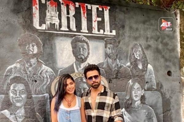 प्रणति राय प्रकाश ने अपनी 'कार्टेल' की भूमिका के बारे में बताया