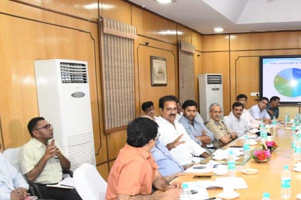 50 Panchayat Suraksha will be built on every Panchayat Samiti. - Jaipur News in Hindi